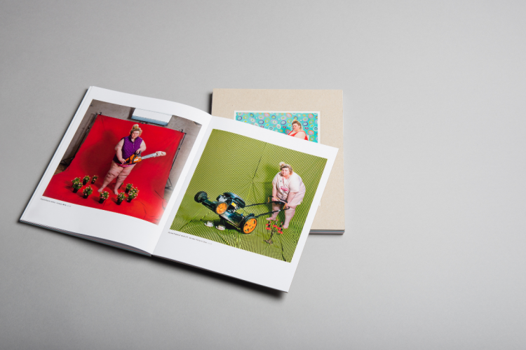 Dry joy open spine photography album printed by KOPA printing