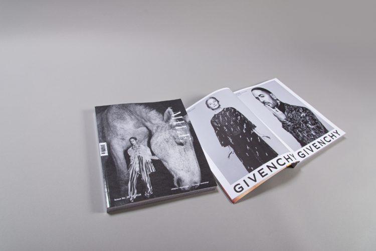Le mile magazine printed by KOPA printing